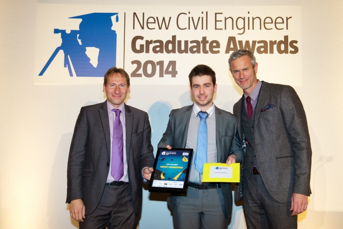 NCE Graduate Awards 2014